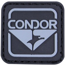 [Condor] Emblem PVC Patches / 18001 / [콘돌] 엠블럼 PVC 패치