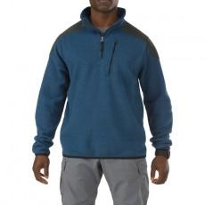 [5.11 Tactical] Tactical 1/4 Zip Sweater (Regatta - M)