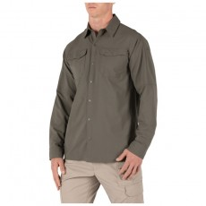 [5.11 Tactical] Freedom Flex Long Sleeve Shirt / 72417 / [5.11 택티컬] 프리덤 플렉스 긴팔 셔츠 | REGULAR 핏