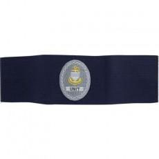 [Vanguard] Coast Guard Badge: Enlisted Advisor E7 Unit: Senior - Ripstop fabric
