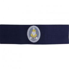 [Vanguard] Coast Guard Badge: Enlisted Advisor E8 Unit: Senior - Ripstop fabric