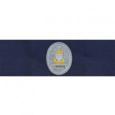 [Vanguard] Coast Guard Badge: Enlisted Advisor E8 Command: Senior - Ripstop fabric