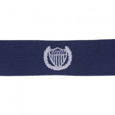 [Vanguard] Coast Guard Embroidered Badge: Officer in Charge Ashore - Ripstop fabric