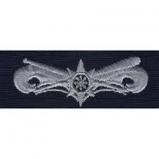 [Vanguard] Coast Guard Embroidered Badge: Boat Forces - Ripstop fabric