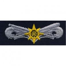 [Vanguard] Coast Guard Embroidered Badge: Boat Force Operator: Advanced - Ripstop