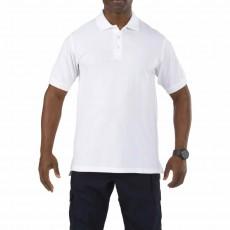 [5.11 Tactical] Professional Short Sleeve Polo / 41060 / [5.11 택티컬] 프로페셔널 반팔 폴로  (White - X-Small)(60% 할인쿠폰)(네이버페이 제외)