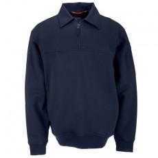 [5.11 Tactical] Job Shirt with Canvas Details / 72321 / [5.11 택티컬] 잡 셔츠 - 캔버스 디테일 (Fire Navy - Medium) (80% 할인쿠폰)(네이버페이 제외)