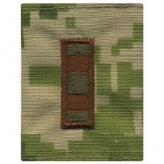 [Vanguard] Navy Parka Tab Device: Woodland Digital Embroidered WO2 Warrant Officer